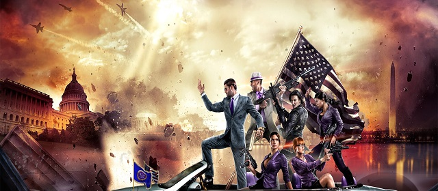 New Saints Row IV Details Revealed