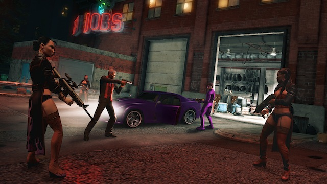 Saints Row: The Third - Red Shootout