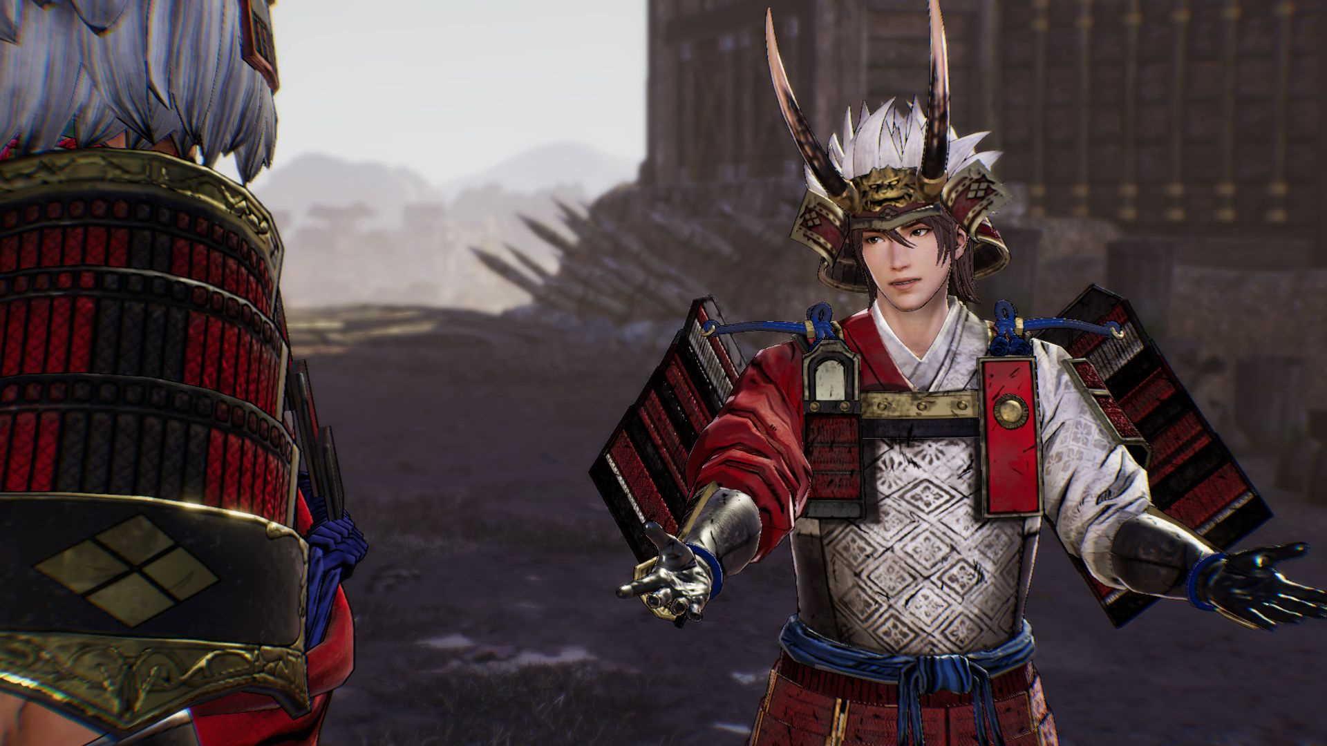 Samurai Warriors 5: A new art style