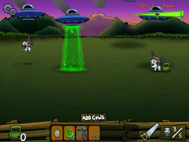 Saving Moo HD - Screenshot