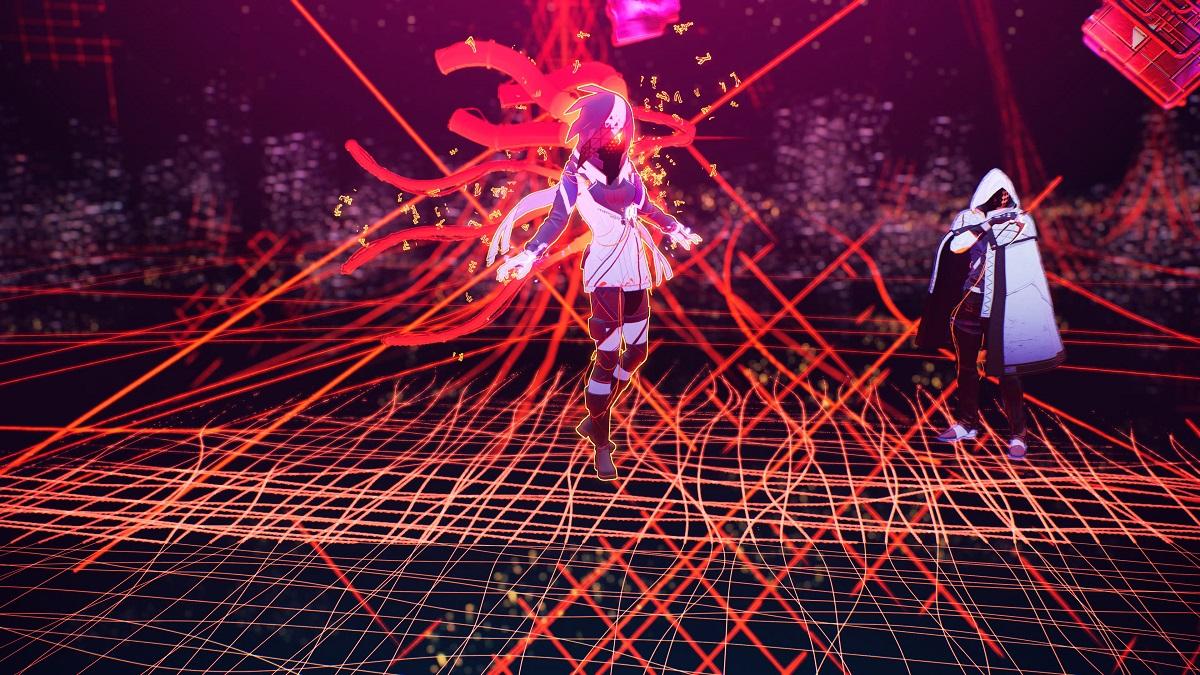 Scarlet Nexus Brain Field