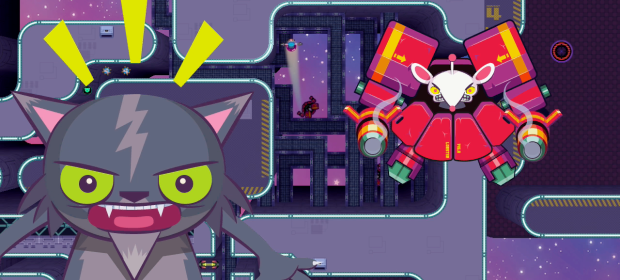 Scram Kitty and his Buddy on Rails review featured