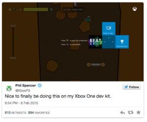 X One Screenshot