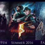 Resident Evil 4, 5 and 6 are coming to Xbox One and PS4