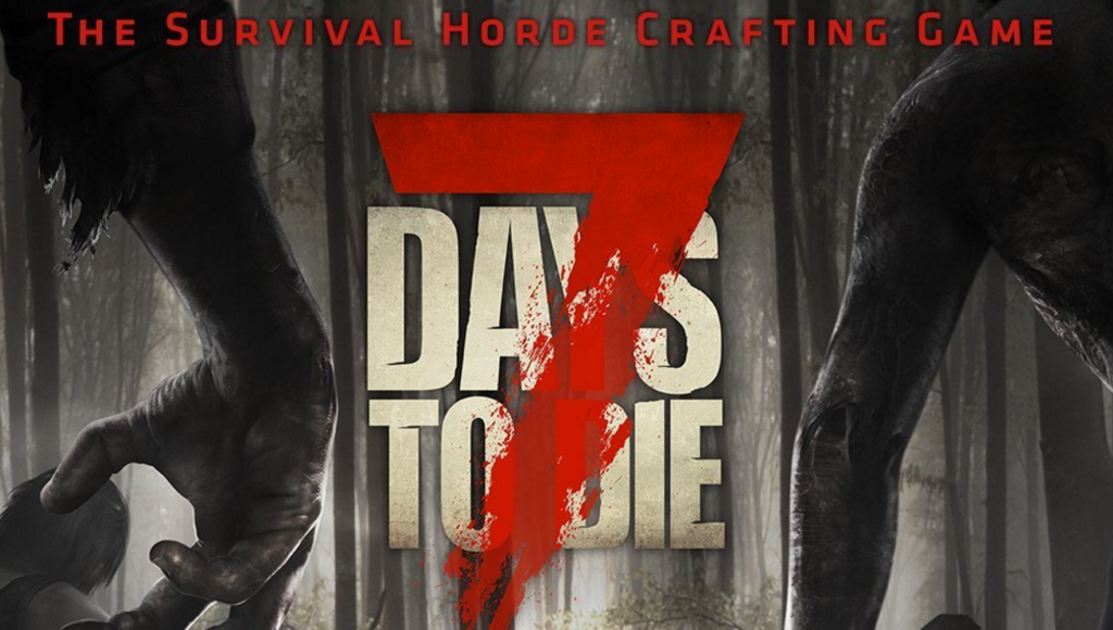 7 days to die launches june 14 on console published by for Cocinar en 7 days to die ps4