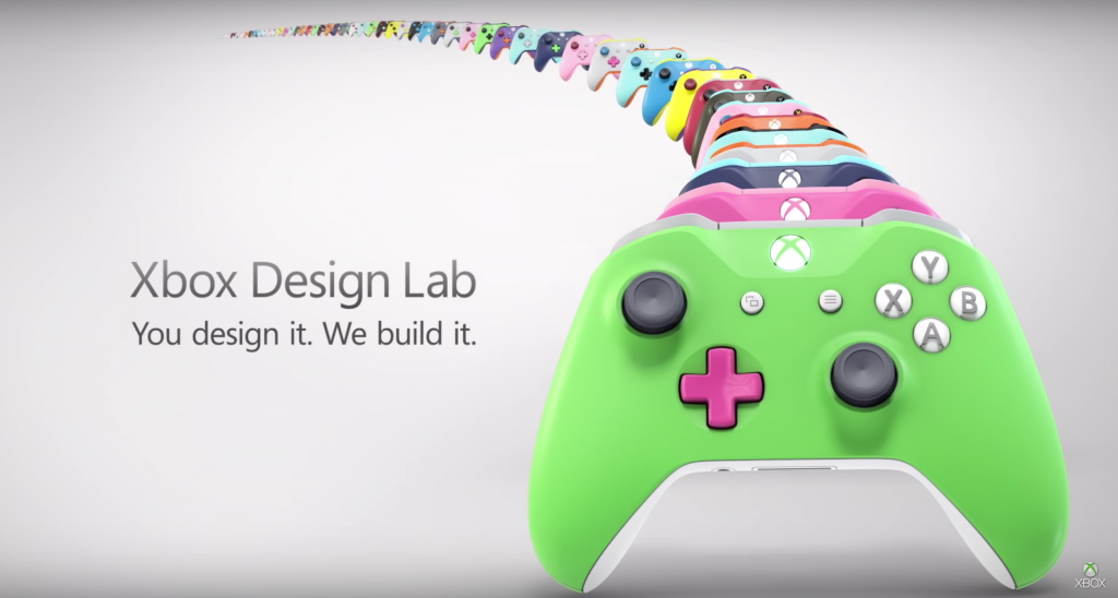 E3 2016: Create, colour and engrave your own Xbox One controller