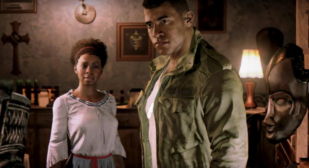 Mafia III introduces Cassandra