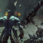 Darksiders II Deathinitive Edition Comparison Screens