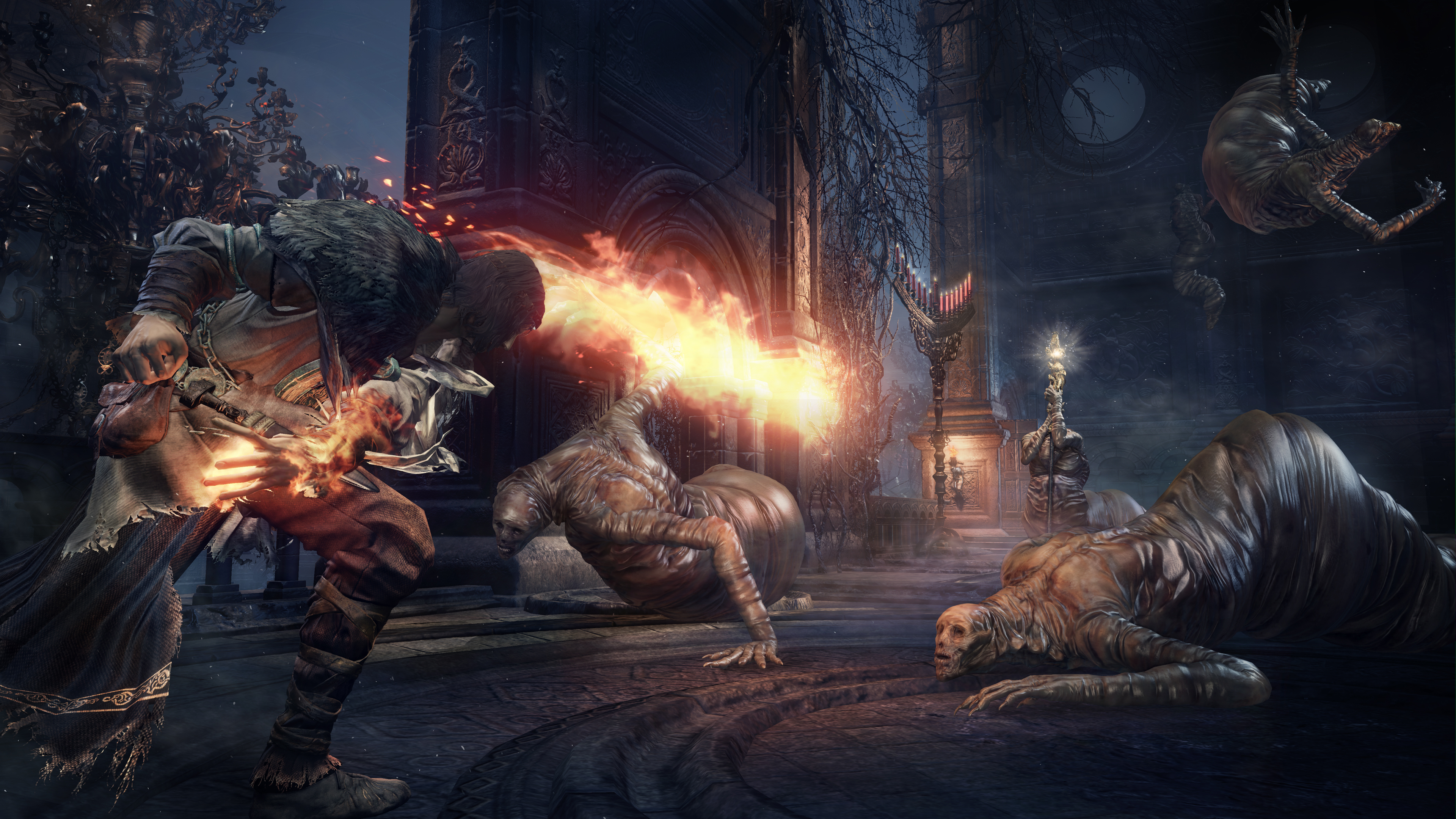 Dark Souls III Is Set For Release On March 24 In Japan And April 12 The Rest Of World See Screenshots Below