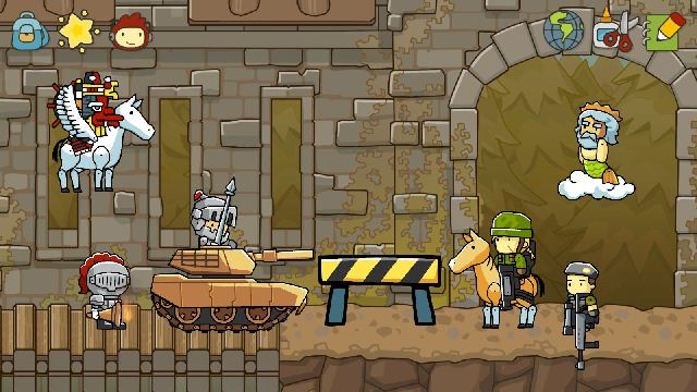Scribblenauts Unlimited Nintendo 3DS Analysis