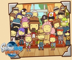 Scribblenauts Unlimited Details Revealed