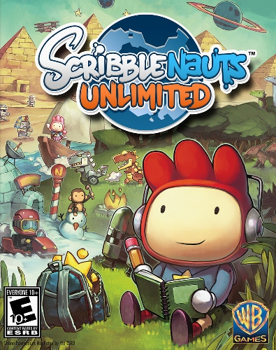 Last Game You Finished And Your Thoughts V3.0 Scribblenauts-Unlimited-Boxart