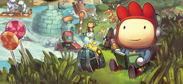 Scribblenauts Unlimited 3DS Review