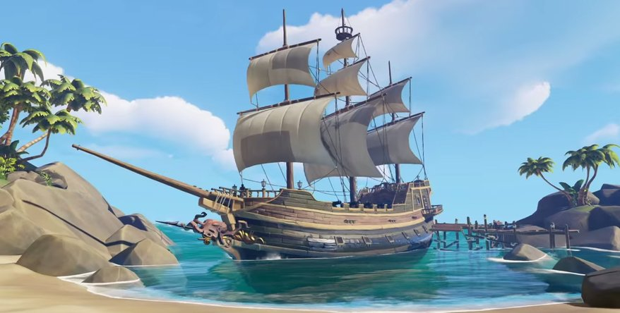 Sea of Thieves feat