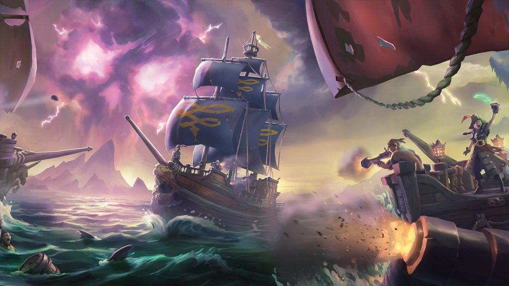 Sea of Thieves Tall Tales Journal Locations Guide: Part Four