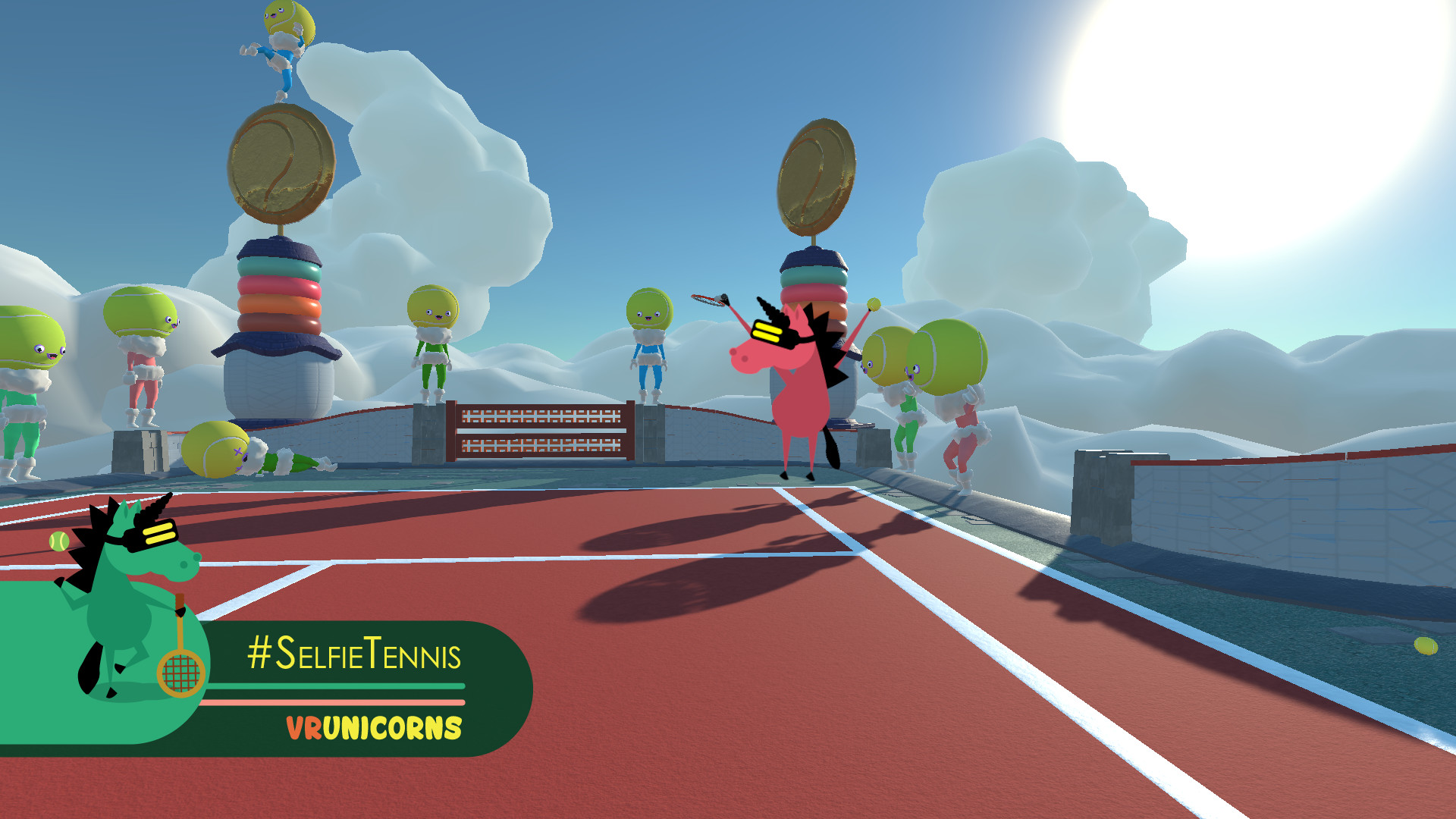 #SelfieTennis Review