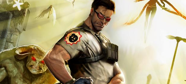 Serious Sam Featured