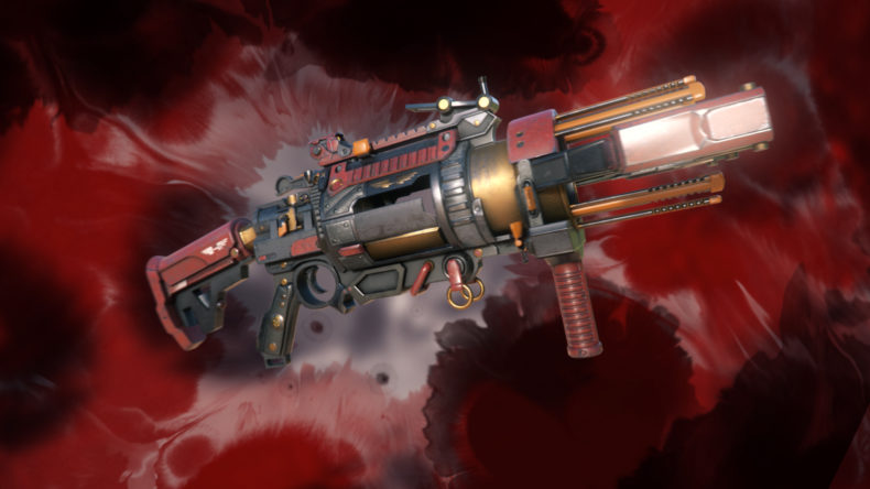 Shadow Warrior 3 weapons