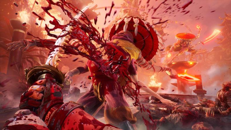 Shadow Warrior 3 enemy