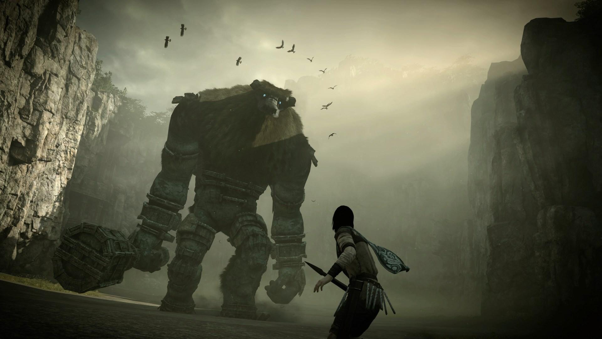 Shadow Of The Colossus Review Godisageek Com