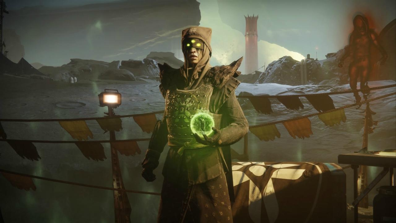 """Destiny 2 Shadowkeep """"Eris Morn"""""""