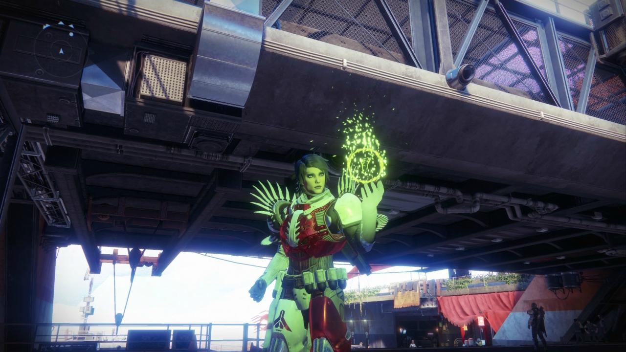 """Destiny 2 Shadowkeep """"Titan"""""""