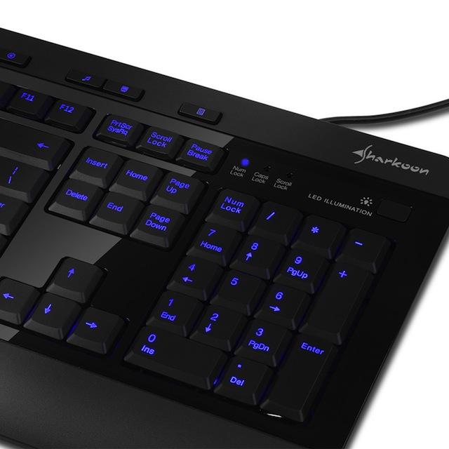 Sharkoon Nightwriter Keyboard