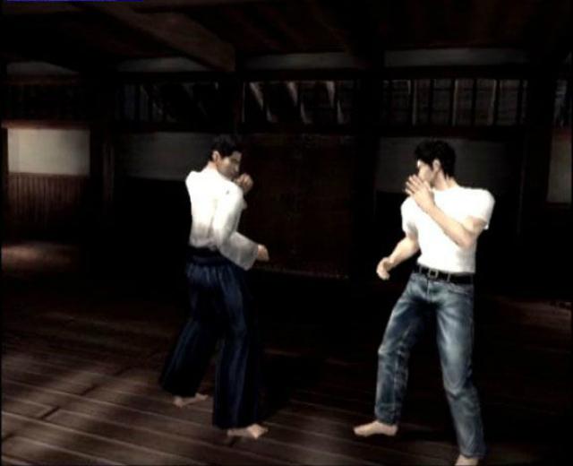 Shenmue - Screenshot 2