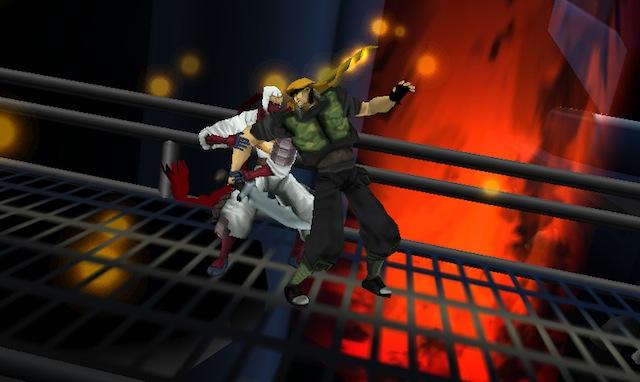 Shinobi 3D - Shinobi Attack