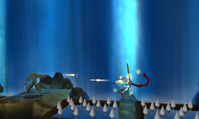 Shinobi 3D - Throwing Dagger