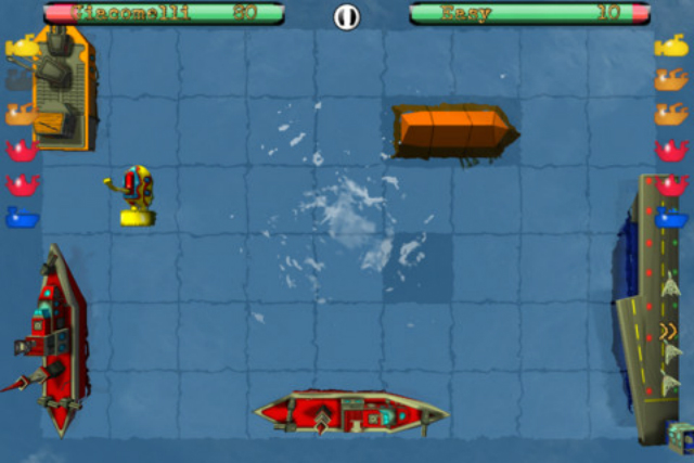Ships N' Battles - Screenshot 2