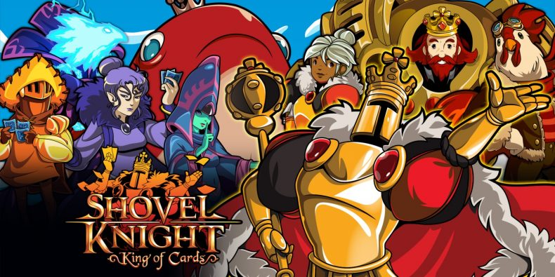 Shovel Knight: King of Cards review