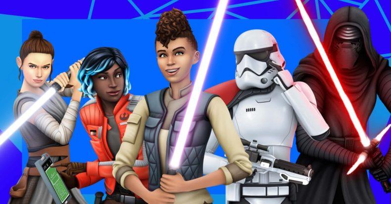 Sims 4 Star Wars