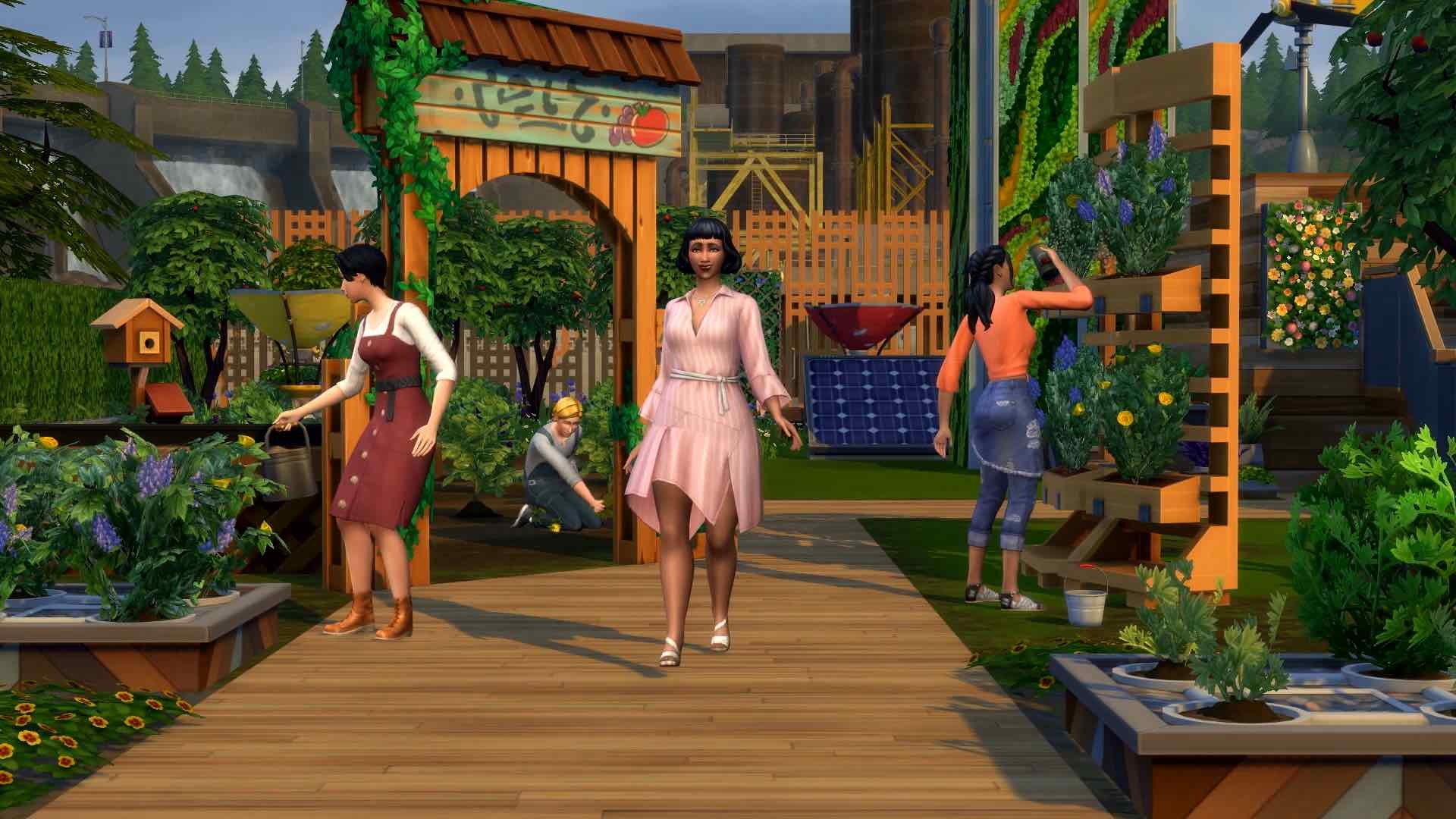 The Sims 4 Eco Lifestyle Expansion review 001