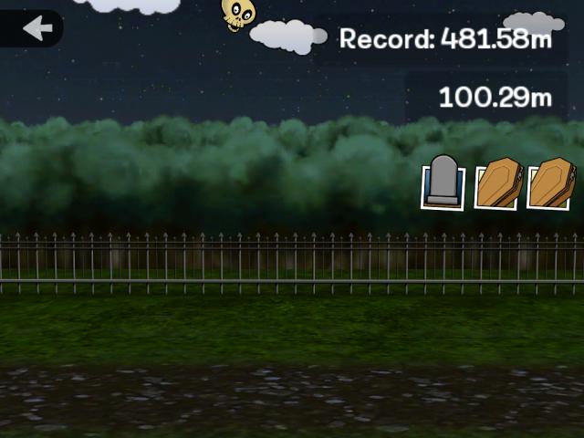 Skull Kick - Screenshot