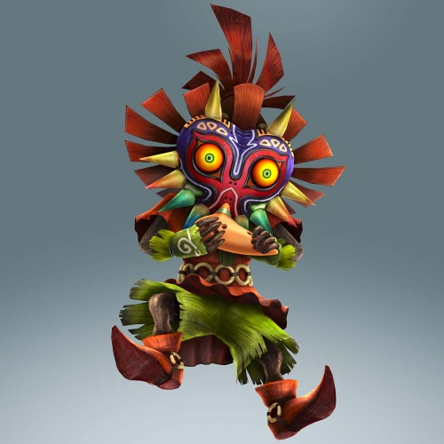 Skullkid Hyrule Warriors Legends