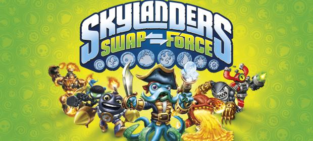 Skylanders SWAP Force Featured