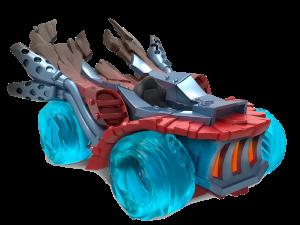 Skylanders car