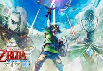Skyward Sword HD improvements