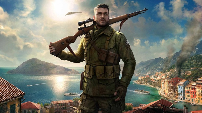 Sniper Elite 4 free upgrade