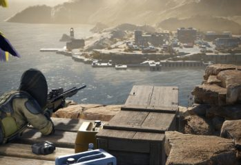 Sniper Ghost Warrior Contracts 2 Sniping Position