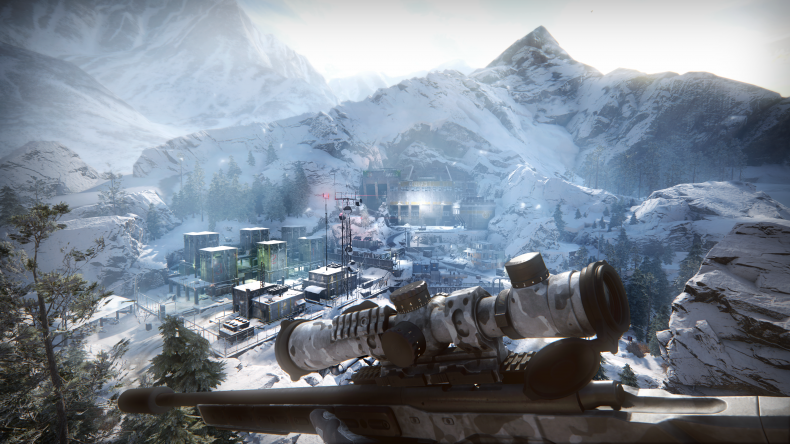 Sniper Ghost Warrior Contracts trailer