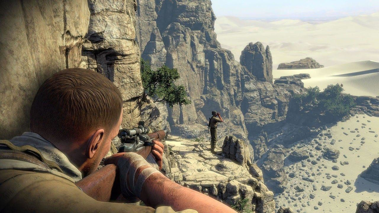 Sniper Elite 3 Switch Re:port