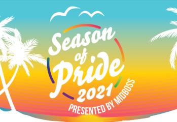 Season of Pride begins on July 1st