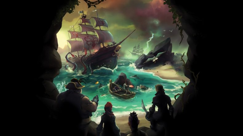 GIAG GOTY 2019 Lists - Sea of Thieves