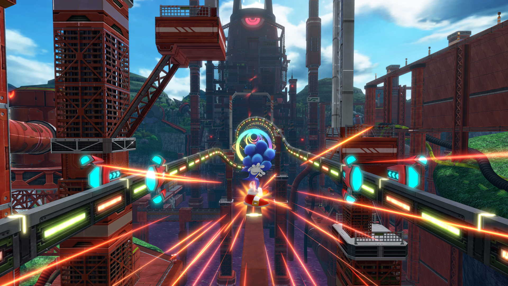 Sonic Colors Ultimate: Eggman is bad, again