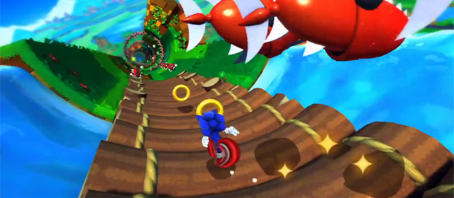 New Sonic Lost World Trailer Shows off Gameplay Modes