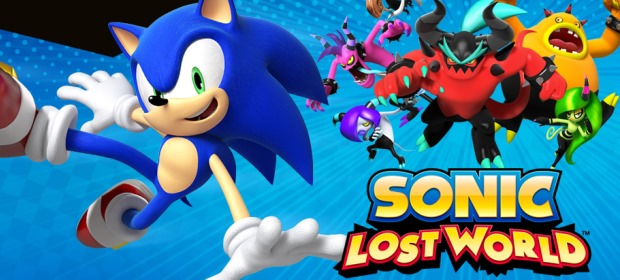 Sonic Lost World Wii U Featured