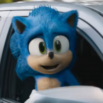 Sonic Travels the World With Snapchat