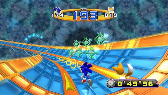 Sonic 4: Episode 2 - Bonus
